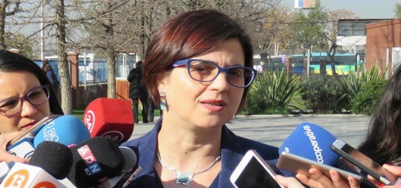 Ministra de la Mujer