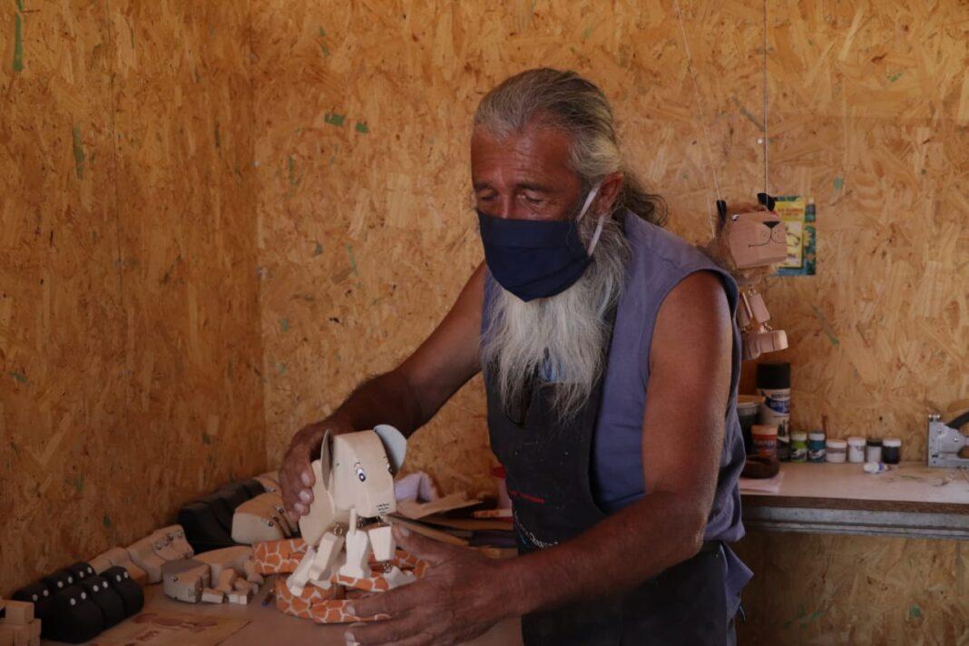 artesanas y artesanos