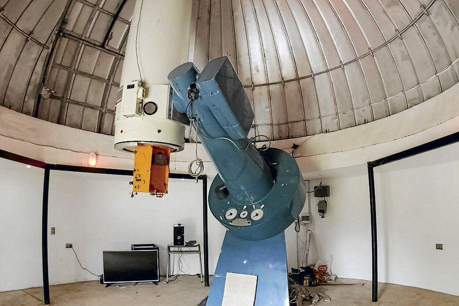 telescopio público